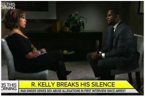 Gayle King CBS R. Kelly