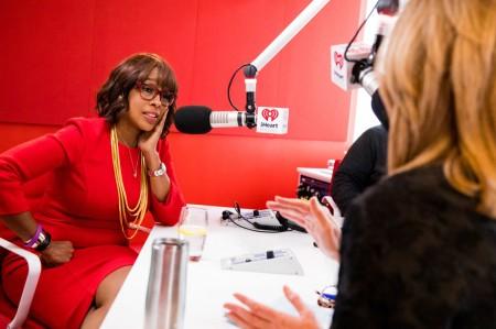 Katherine Tyler for iHeartRadio - Gayle King 2018