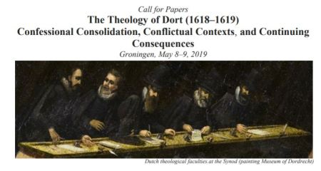 Canon of Dort May 6, 1619