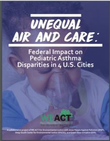 Un-Equal Black Children asthma Black Toxic Mold